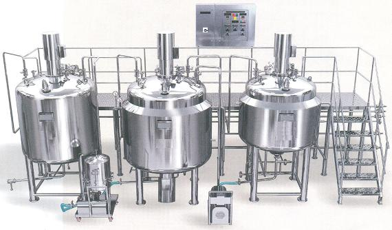 Liquid - Syrup Manufacturing Plant